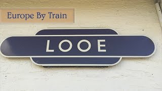 Liskeard to Looe Train; Looe Valley Line, Scenic Uk Train Journeys; Europe by Train