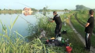 Платная рыбалка в славянск на кубани