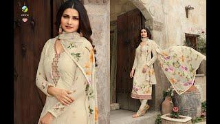 Latest Indian Dresses Collection 2019 || Vinay Fashion || Silkina Royal CREPE-27