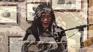 石牟礼道子作「花扇の祀」第1章・山の章朗読:山福朱実ギター:末森樹