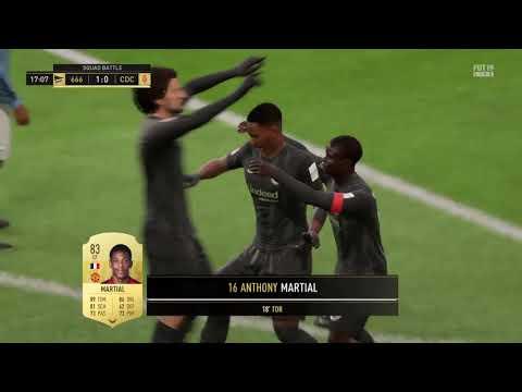 FIFA 19 Goal Of The Week Martial [FUT]
