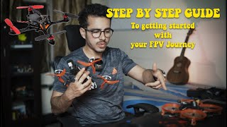5 Steps to start flying FPV Drones   INDIA