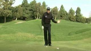 Short Game Instruction: Phil Mickelson on 50 Yard Shot