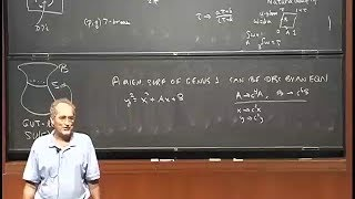 String Compactifications, Edward Witten | Lecture 2 of 2
