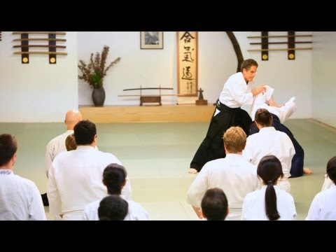 What Is Aikido?   Aikido Lessons - YouTube