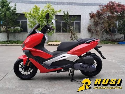 ALL NEW RUSI VMAX - RFI 175cc