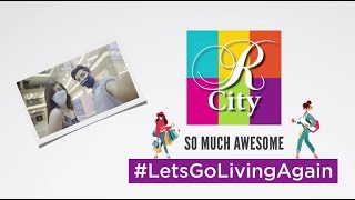 Here's a glimpse into the relentless efforts of team #RCity, to welcome you back!
