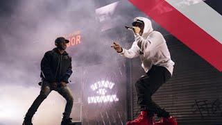 Eminem - Detroit Vs Everybody   LIVE   NAPISY PL - PO POLSKU
