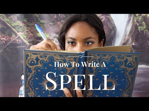 How To Write A Spell