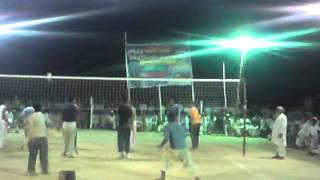 preview picture of video 'gohar club shaidu vs rameez club amankot volleyball match part 1'