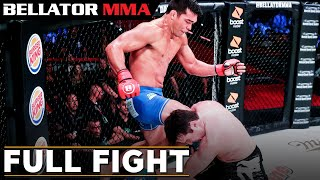 Full Fight | Lyoto Machida vs. Chael Sonnen - Bellator 222