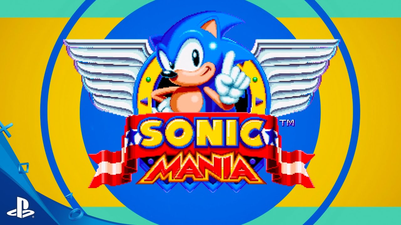 Sonic Mania Announced: A New 2D Adventure on PS4