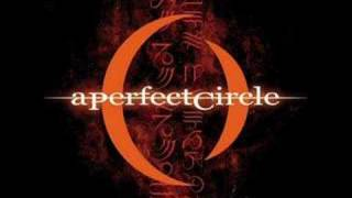 Rose (Audio) - A Perfect Circle (Video)