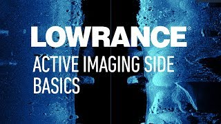 Lowrance 3 in 1 active imaging