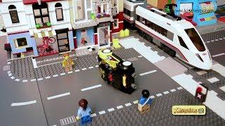 LEGO stop motion brick films compilation   30 Minutes   brickfilm   short films   kiddiestv