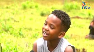 8-year-old Gitau Munene wins the 4 by 4 Mt. Elgon challenge