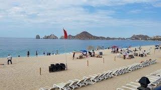 RIU Santa Fe Cabo San Lucas Beach, Pool and Ocean Tour