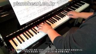 EXO - December, 2014(The Winter's Tale) 피아노 연주