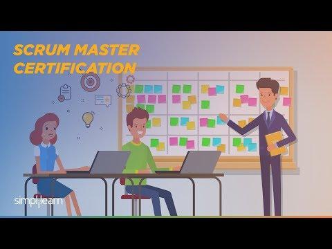 Scrum Master Certification | Scrum Master Training | Simplilearn ...