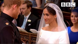 Gambar cover Stand by Me | Prince Harry and Meghan Markle exchange vows - The Royal Wedding - BBC