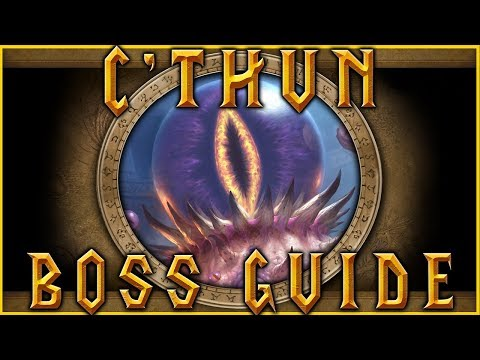 Classic WoW Boss Guide Hub — MMORPG com Forums