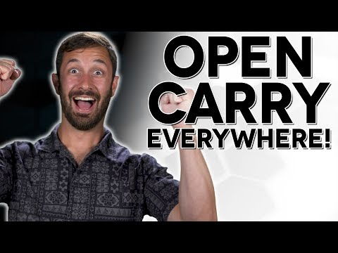HUGE NEWS- 9th Circuit Ruling on Open Carry - The Legal Brief