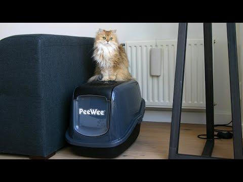 PeeWee Kattenbak Systeem Uitleg (Dutch)