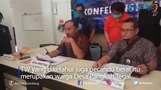 Pemilik Toko di Kota Tegal Ditangkap BNN, Diduga Sudah Jadi Pecandu Tak Sekadar Pengedar Sabu