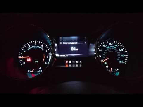 Blinker Sound: 2017 Ford Mustang