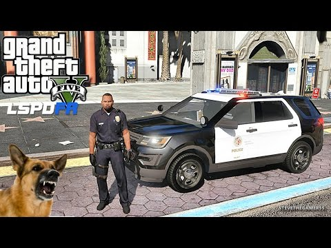 Gta 5 lspdfr 0 3 1 - episode 298 - let's be cops - british