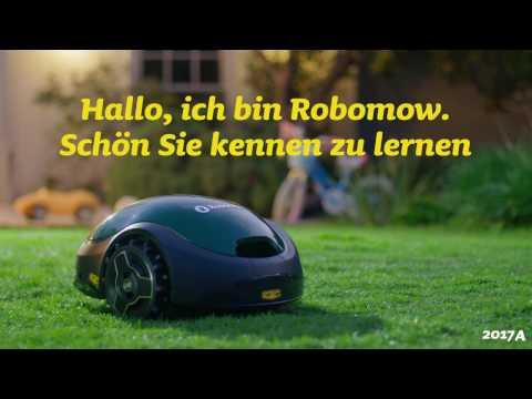 Robomow RX20u (300m²)