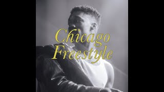Giveon - Chicago Freestyle (FULL VERSE) *live performance*