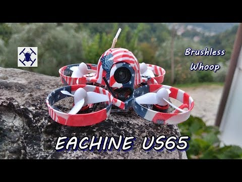 Eachine US65 Review and test (ita)