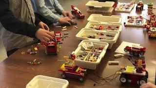 Ногинск. Делимся опытом: робототехника и 3D моделирование в школе