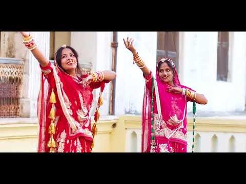 Satarangi Rajasthan   Cover Dance   Ankita & Payal Sisodiya