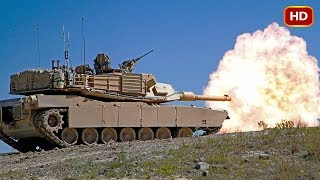 Why No Military Wants to Mess With America's M1 Abrams Super Tank