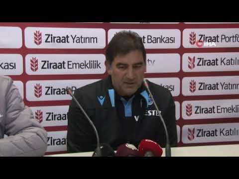 Altay - Trabzonspor maçının ardından