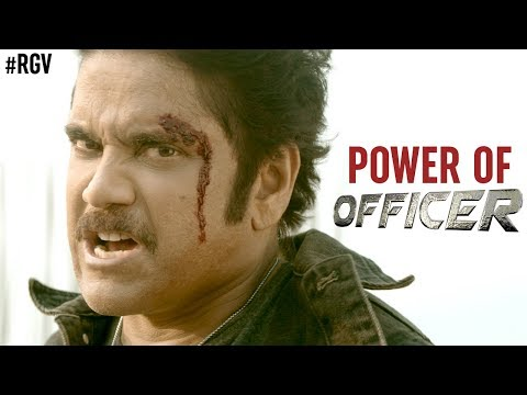 Power Of Officer | Nagarjuna | RGV | Myra Sareen | Ram Gopal Varma | #OfficerReportingOnJune1st