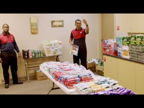 UBB - Hygiene Products Distribution