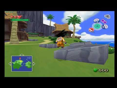Wind Waker Mods: Goku progress 2 - смотреть онлайн на Hah Life