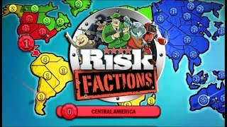 Risk Factions W/ The Pack