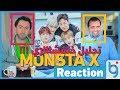 MONSTA X - SPOTLIGHT Reaction || ما علاقة وزارة الكهرباء و مونستا إكس