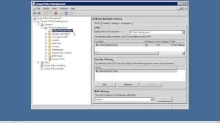 MCITP 70-640: Group Policy Replication