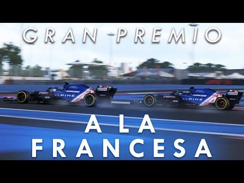 GRAN PREMIO A LA FRANCESA   MOD F1 2021 CODEMASTERS