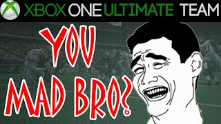 Madden 15 - Madden 15 Ultimate Team - YOU MAD BRO? | MUT 15 Xbox One Gameplay