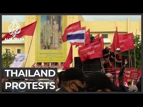 Thailand pro-democracy movement gains momentum