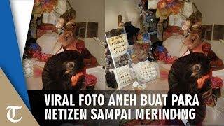 Viral Foto 'Aneh' Buat Netizen Merinding, Ini Kata Para Ahli