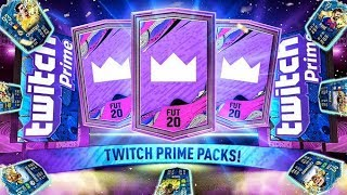 20 x GUARANTEED TOTS THEMED TWITCH PRIME PACKS!! FIFA 20 Ultimate Team