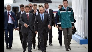 Let's do it! – Putin gives the green light to construction of Russia's largest gas plant [SUBS]