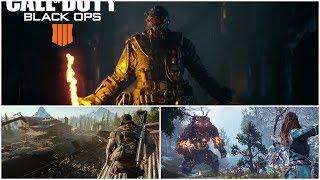 У Королевской Битвы в Call of Duty: Black Ops 4 проблемы   Игровые новости